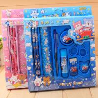 【玩具总动员】儿童文具9件套装学习用品小学生幼儿园