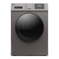 TCL XQGM90-14302BH 9公斤免污变频滚筒洗衣机(皓月银)免污 中途添衣