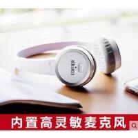 【支持礼品卡】Edifier/漫步者 W570BT无线蓝牙耳机头戴式 运动音乐手机电脑耳麦