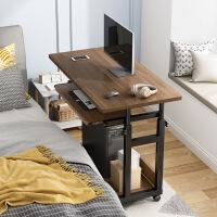 【1件3折 领券】电脑桌台式家用经济型书桌书柜组合写字台简约现代办公桌