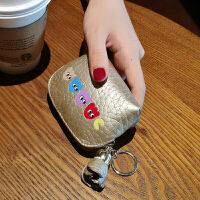 2018082406576452018新款女士零钱包女迷你硬币包可爱韩国皮小钱包女短款零钱袋