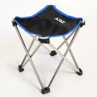 御目 折叠椅 户外折叠凳子便携休闲铝合金马扎钓鱼旅游野外登山野营野炊坐火车神器创意家具