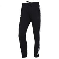Adidas阿迪达斯女裤运动裤休闲小脚训练长裤FI9274