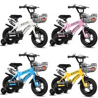 儿童自行车3岁宝宝脚踏单车2-4-6岁男孩小孩6-7-8-9-10岁童车女孩