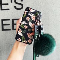 火烈鸟xsmax手机壳苹果iPhonex新款6splusXR女7plus8plus个性