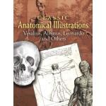 Classic Anatomical Illustrations (【按需印刷】)