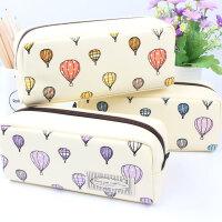 小清新女生可爱儿童韩版学生笔袋韩国简约文具袋创意大容量铅笔盒