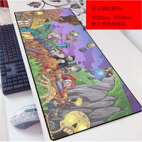 堡垒之夜鼠标垫0x0定制超大mm游戏fortnite滑鼠垫桌垫键盘()