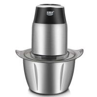 绞肉机家用电动不锈钢搅拌机碎菜切姜剁辣椒机打蒜泥器小型