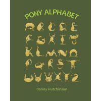 【预订】Pony Alphabet: Educational Abc, Alphabet Book for Kids
