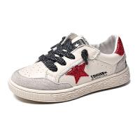 女童童鞋男童鞋子运动鞋儿童宝宝小白鞋