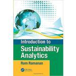 【预订】Introduction to Sustainability Analytics 9781498777056