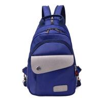 帆布包胸包女包男学生书包纺尼龙双肩包斜挎小背包