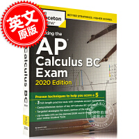 现货 2020年新版美国大学预科课程 破解AP微积分BC 英文原版 Cracking the AP Calculus