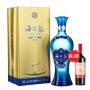 洋河 海之蓝52度 520ml  单瓶装
