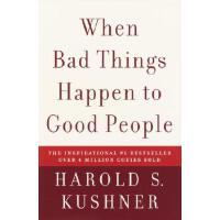 英文原版 当好人遇上坏事 When Bad Things Happen to Good People