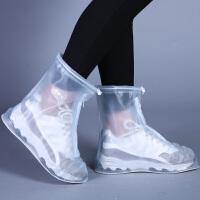 雨鞋套防雨鞋套户外旅行鞋套防水雨天男女加厚防滑耐磨底鞋套