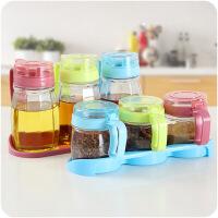 调味瓶 玻璃厨房液体调料瓶B863创意装酱油醋调料瓶套装