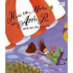 英文原版 如何做一个苹果派看世界 How to Make an Apple Pie and See the World