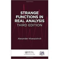 【预订】Strange Functions in Real Analysis, Third Edition 978149