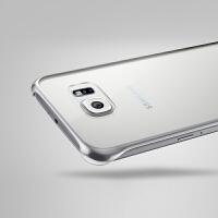 三星S6 edge 原装手机壳S6edge手机套g9250透明壳保护壳G9280后壳