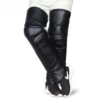 摩托车护膝保暖冬季老寒腿电动车护腿护具男女士防风防寒加厚