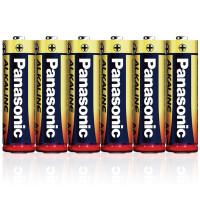 【苏宁易购】松下Panasonic 正品碱性5号干电池6粒装LR6BCH/6B 遥控器玩具*表门铃话筒