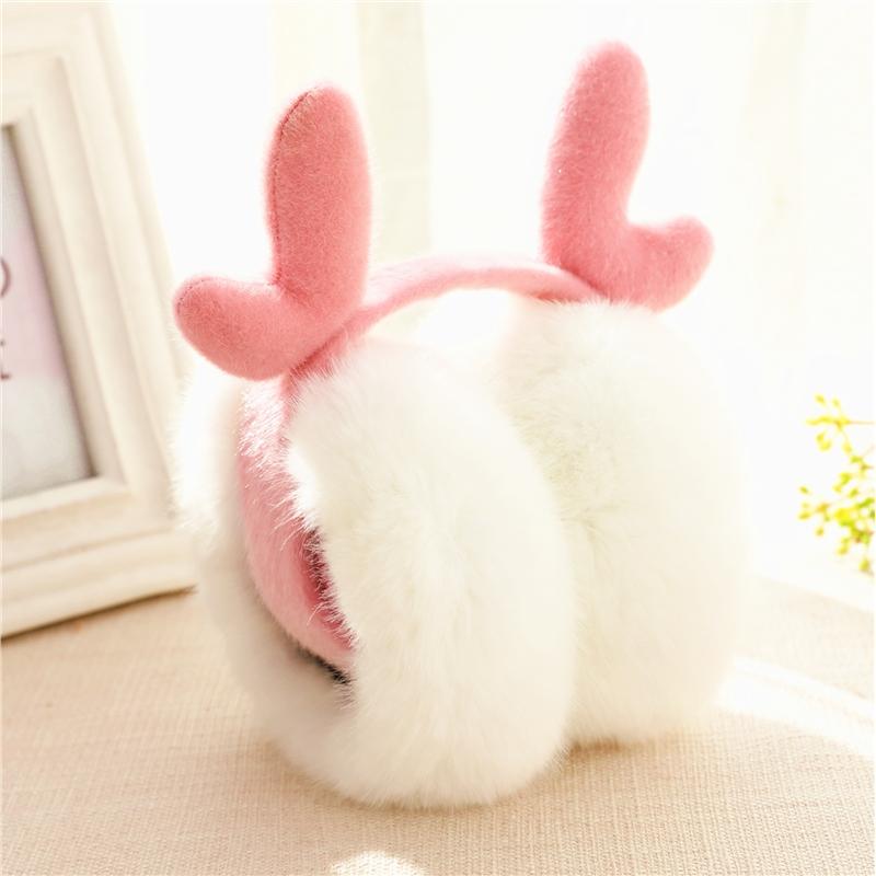 耳套保暖耳罩女冬季可折叠耳捂子护耳暖耳朵套耳包耳捂儿小童耳