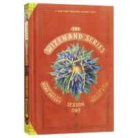 巫兹纳德系列 第1季 科比遗作 英文原版 The Wizenard Series Season One 限量版绒布封面