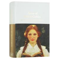 Anne of Green Gables 绿山墙的安妮 英文原版小说 经典儿童文学读物 中小学生课外阅读 全英文版正版原