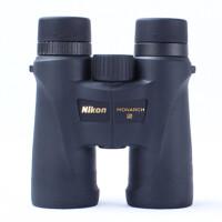 尼康NIKON狩猎户外MONARCH 5 8x42 10x42 12x42高倍双筒望远镜 微光夜视望远镜