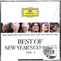 POLO CM2B-10290-2维也纳新年音乐会集萃VOL.1(2CD)