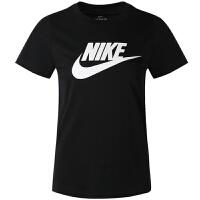 NIKE耐克女装运动上衣休闲透气短袖T恤BV6170-010