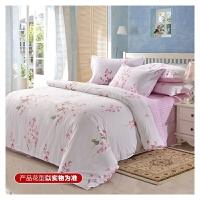 家纺斜纹床上用品纯棉单件被套被罩全棉被罩单件