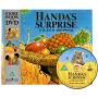 Time for a Story Handa's Surprise 绘本时间 汉娜的惊喜 廖彩杏吴敏兰书单 附动画DVD 英语读物 儿童英文原版进口图书