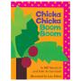 Chicka Chicka Boom Boom 叽喀叽喀碰碰 廖彩杏 入门启蒙早教26字母 凯迪克大奖英语绘本 儿童英文原版进口图书