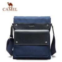 Camel骆驼男包男士单肩包商务休闲斜挎包男韩版小包男版青年背包