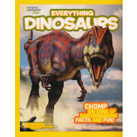 National Geographic Kids: Everything Dinosaurs 美国《国家地理》杂志:恐