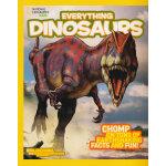 National Geographic Kids: Everything Dinosaurs 美国《国家地理》杂志:恐
