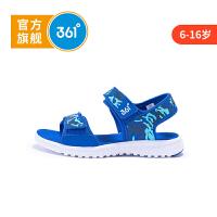 361度童鞋 男童沙滩凉鞋 中大童 2021年夏季透气男童鞋凉鞋男K71922670