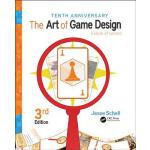 The Art of Game Design: A Book of Lenses, Third Edition 978