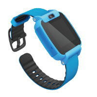 搜狗 糖猫 儿童电话手表 gps定位 T3智能学生儿童男女孩防水通话 蓝