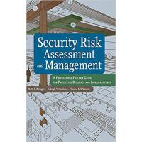 【预订】Security Risk Assessment and Management 9780471793526