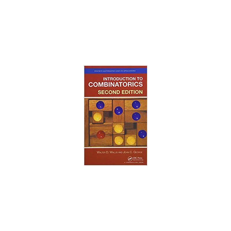 【预订】Introduction to Combinatorics, Second Edition 9781498777605 美国库房发货,通常付款后3-5周到货!