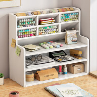 【限时直降3折】书柜书架组合简约现代落地多功能北欧风省空间创意小书架简易家用