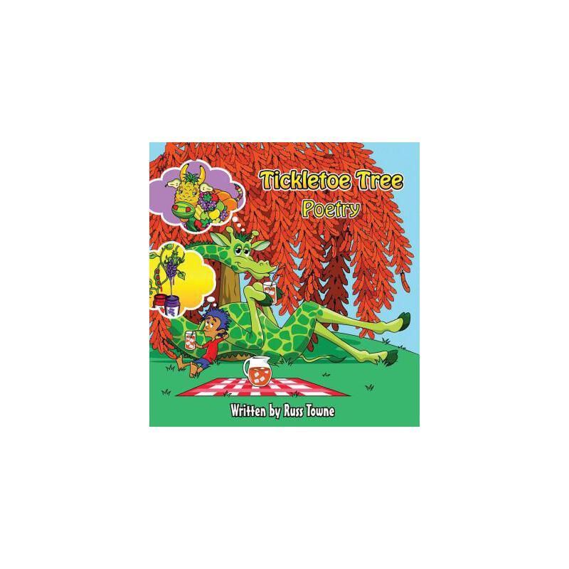 【预订】Tickletoe Tree Poetry 预订商品,需要1-3个月发货,非质量问题不接受退换货。