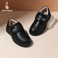 【券后价:228.7元】暇步士童鞋儿童黑皮鞋21秋新款中大童返校鞋男童表演鞋真皮学生鞋