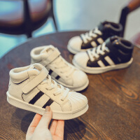 儿童鞋子女童板鞋男童宝宝冬鞋二棉鞋