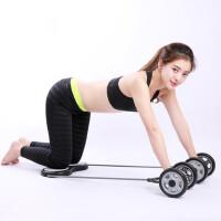 多功能腹健轮家用锻炼腹部推轮收腹滚轮健身器材男士腹肌轮