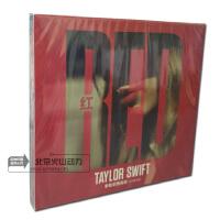 原装正版 Taylor Swift 泰勒斯威夫特专辑 red 红色 2CD 豪华版 音乐CD 车载CD